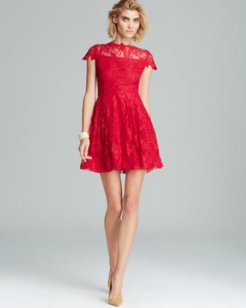 Red Cocktail Dresses 2013 Red Cocktail Dresses 2013