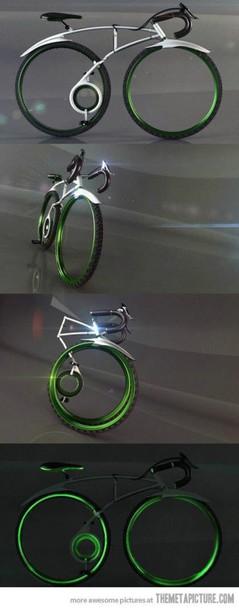 home accessory geek bike