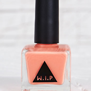 Peach Melba Nail Polish - Urban Outfitters on Wanelo
