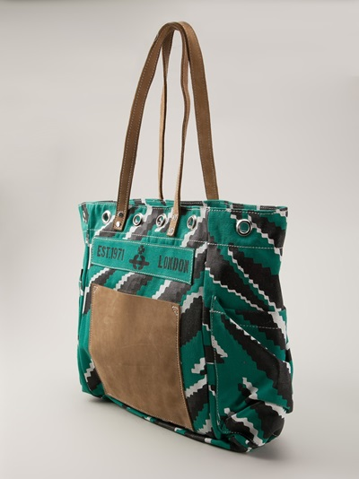 Vivienne Westwood Africa Tote - Anastasia Boutique - Farfetch.com