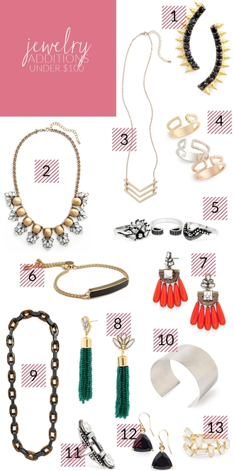 poor little it girl blogger jewels gold necklace
