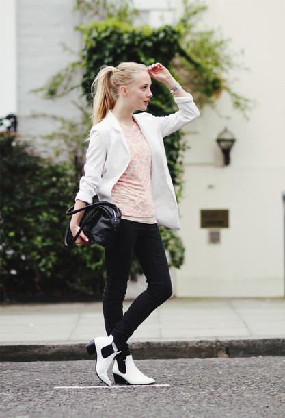 framboise fashion jacket t-shirt jeans shoes bag jewels