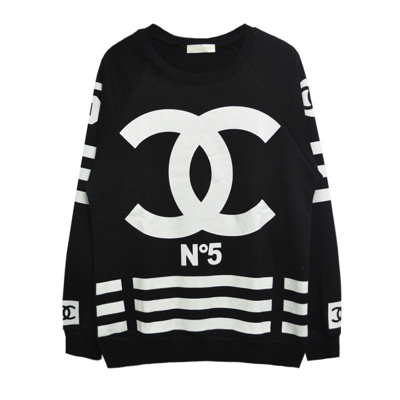 Chanelesque coco 5 (homme femme jersey sweater)