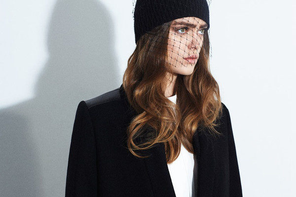 hat beanie fashion lookbook claudie pierlot