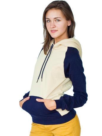 Unisex California Fleece X-Colour Hoody | Shop American Apparel