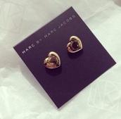 nail accessories,marc,marc jacobs,i love,earrings,jewels,gold,earings,michael kors,michael kors bag