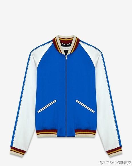 pocket blue and black dress coat zipper shorts black and white mens jacket patchwork crochet jacket baseball jacket