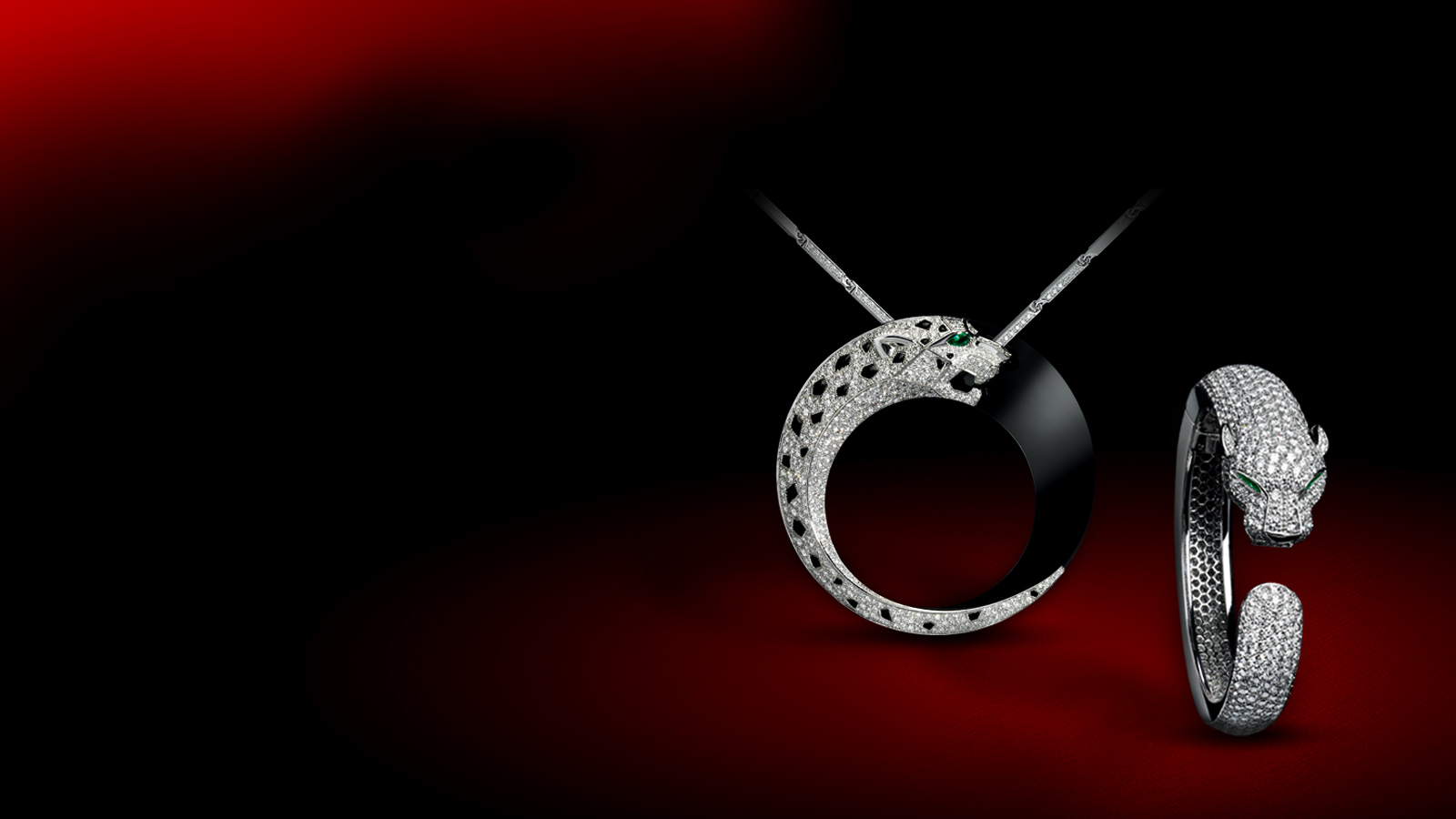 Fine jewelry luxury jewelry cartier for Expensive wallpaper companies