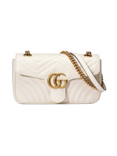 gucci women bag shoulder bag leather white