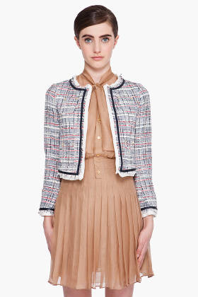 Dsquared2 viva coco jacket for women