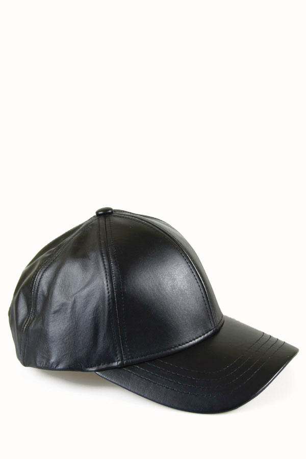 hat cap baseball hat baseball cap leather black cap