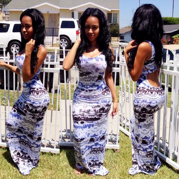 maxi dress cutout maxi dress