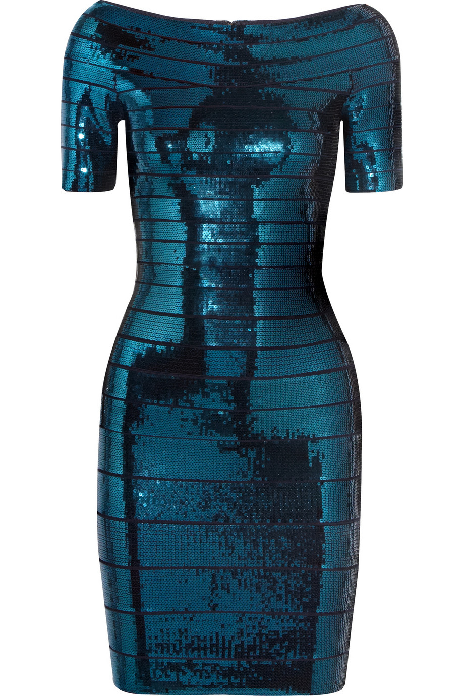 Hervé léger sequined bandage dress – 70% at the outnet.com