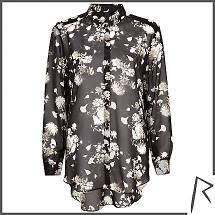 Hot! or Hmm...: Rihanna's London Christopher Kane Blue Floral Print Bouquet Hoodie, Cotton Jersey Track Pants, and Manolo Blahnik Fersen PVC Sandals | The Fashion Bomb Blog : Celebrity Fashion, Fashion News, What To Wear, Runway Show ReviewsThe Fashion Bomb Blog : Celebrity Fashion, Fashion News, What To Wear, Runway Show Reviews