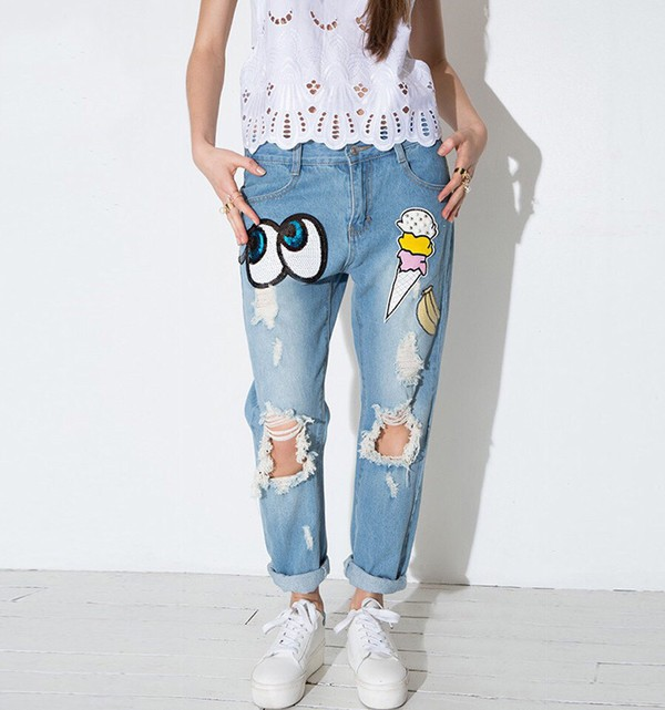 Нашивки на штаны