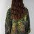 German Military Jacket, Vintage Camouflage Combat Jacket