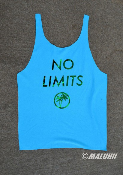fashion metallic t-shirt gym top motivational sportswear tank top top fitness neon no limits gymwear motivational gym top fitspo clothing fitspo fitspiration stringer vest outfit exercise clothes appar adidas stringer style apparel