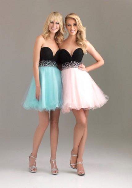 dress, matching prom dresses - Wheretoget