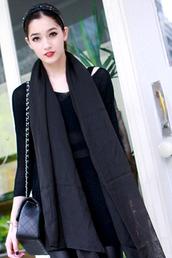 coat,black,draped
