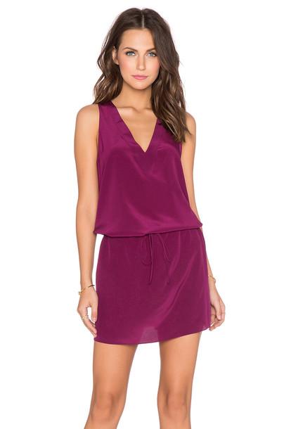 Rory Beca dress purple