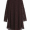 Adam lippes lace high-low tunic
