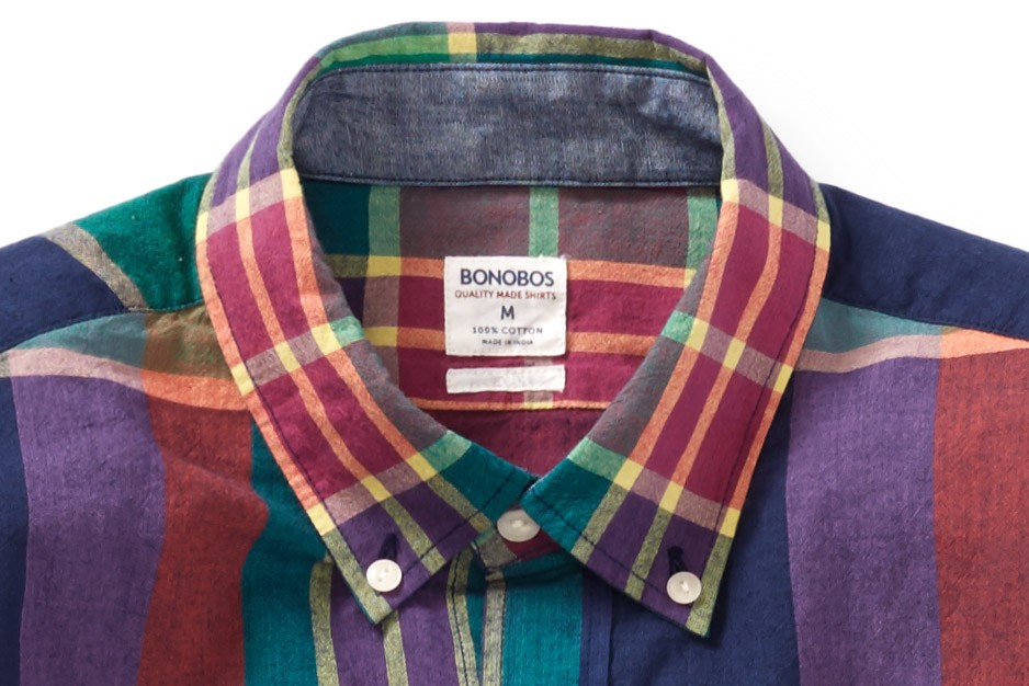 Montauk Madras - Blue