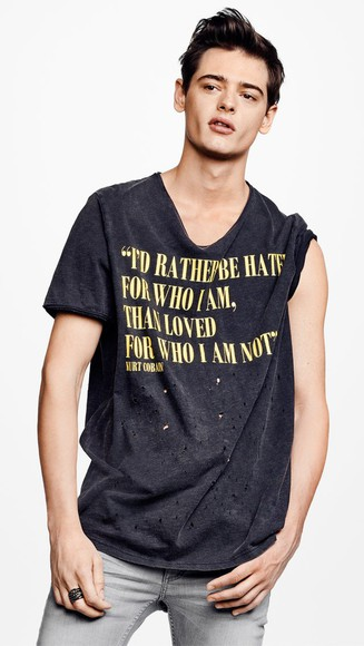 t-shirt oversized t-shirt quote on it