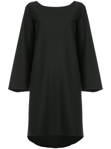 dress jersey dress women black