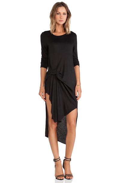 d.Ra dress black