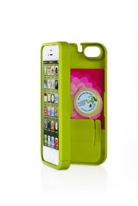 Amazon.com: EYN Products (Everything You Need) Case for iPhone 5/5s - Chartreuse: Cell Phones & Accessories
