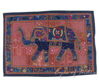 tapestry elephant scarf