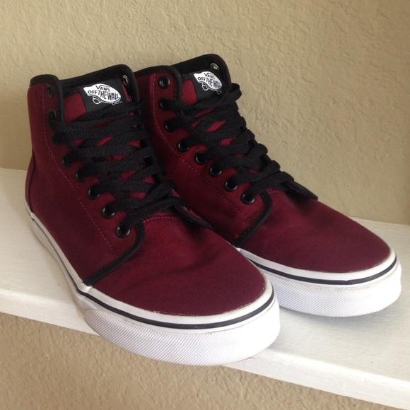 c1e65cfd49 30% off Vans Shoes - Brand new hi top vans from Rylee s closet on ...