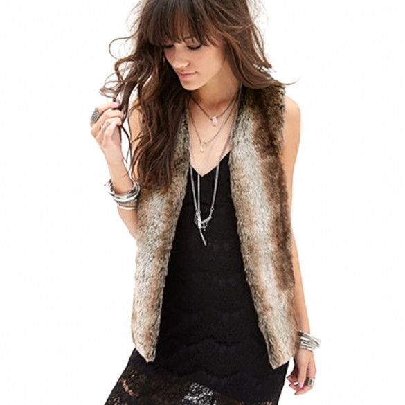 OM Fur Waistcoat – Outfit Made