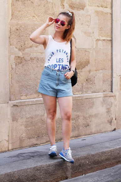 top shoes jewels sunglasses elodie in paris