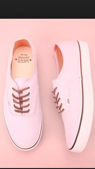 shoes vans pink tumblr shoes