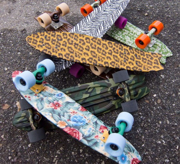 bag designs penny board