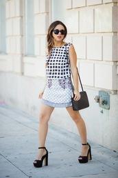 nany's klozet,blogger,sunglasses,bag,shoes