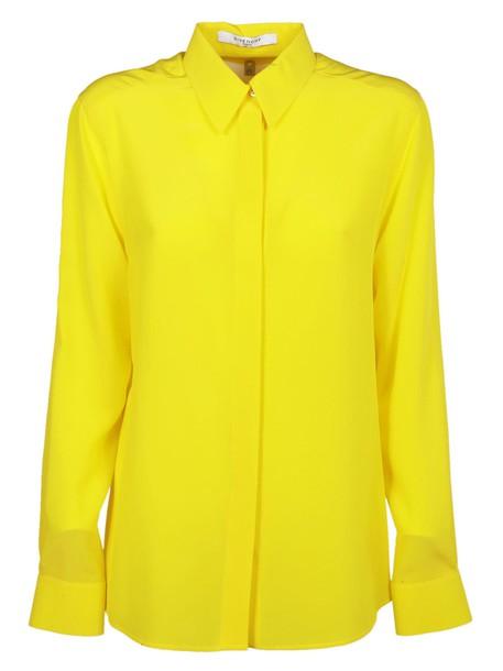 Givenchy shirt chiffon top