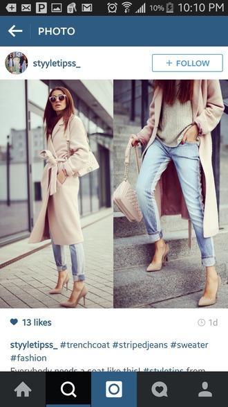 coat jacket duster khaki pea coat duster trench coat waterfall jacket