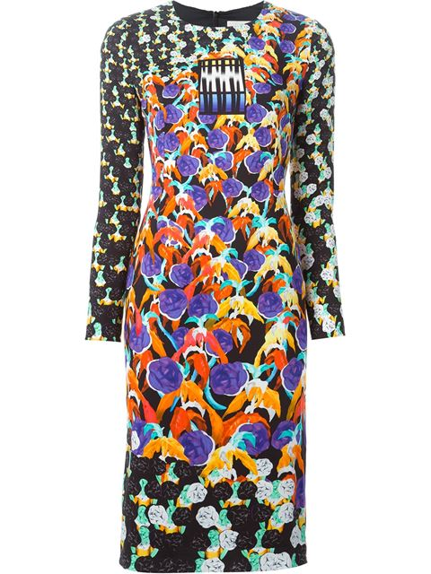 Peter pilotto 'kia' dress