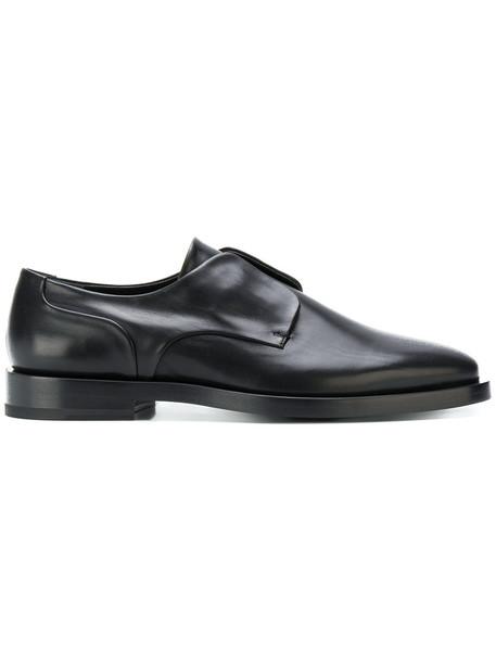 Jil Sander women shoes leather black
