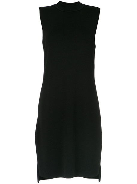 EGREY dress shift dress women black knit