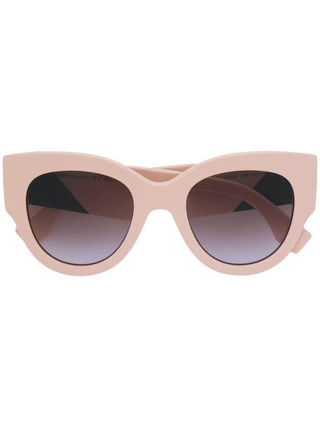 Fendi Eyewear women sunglasses nude
