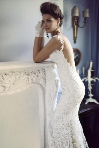 dress long sleeves backless dress