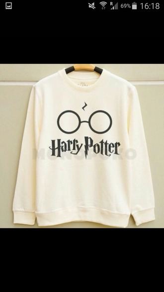 sweater harrypottersweater harry potter