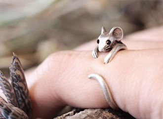 jewels ring mouse