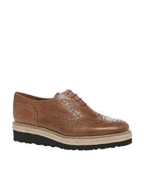 ASOS | ASOS - Monroe - Chaussures richelieu à grosse semelle chez ASOS