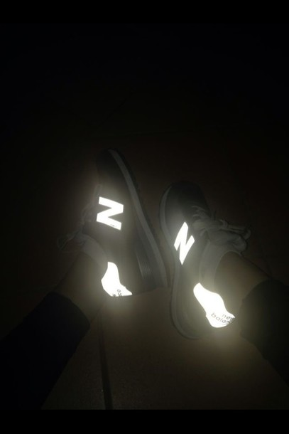 shoes new balance nb glow in the dark glow in the dark