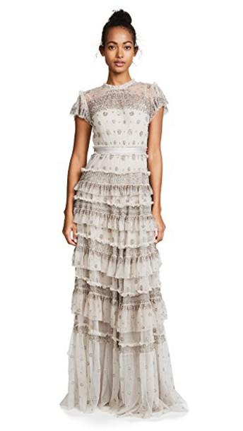 Needle & Thread gown dress
