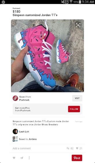 shoes jordan 11s